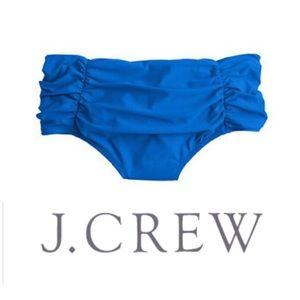 J. Crew High Waisted Bikini Bottom